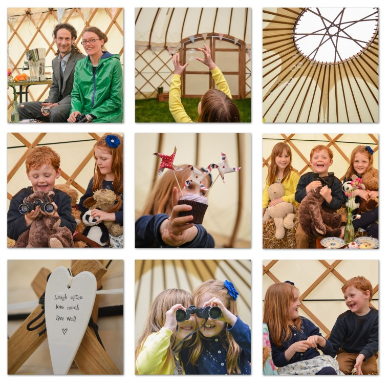 collage yurt