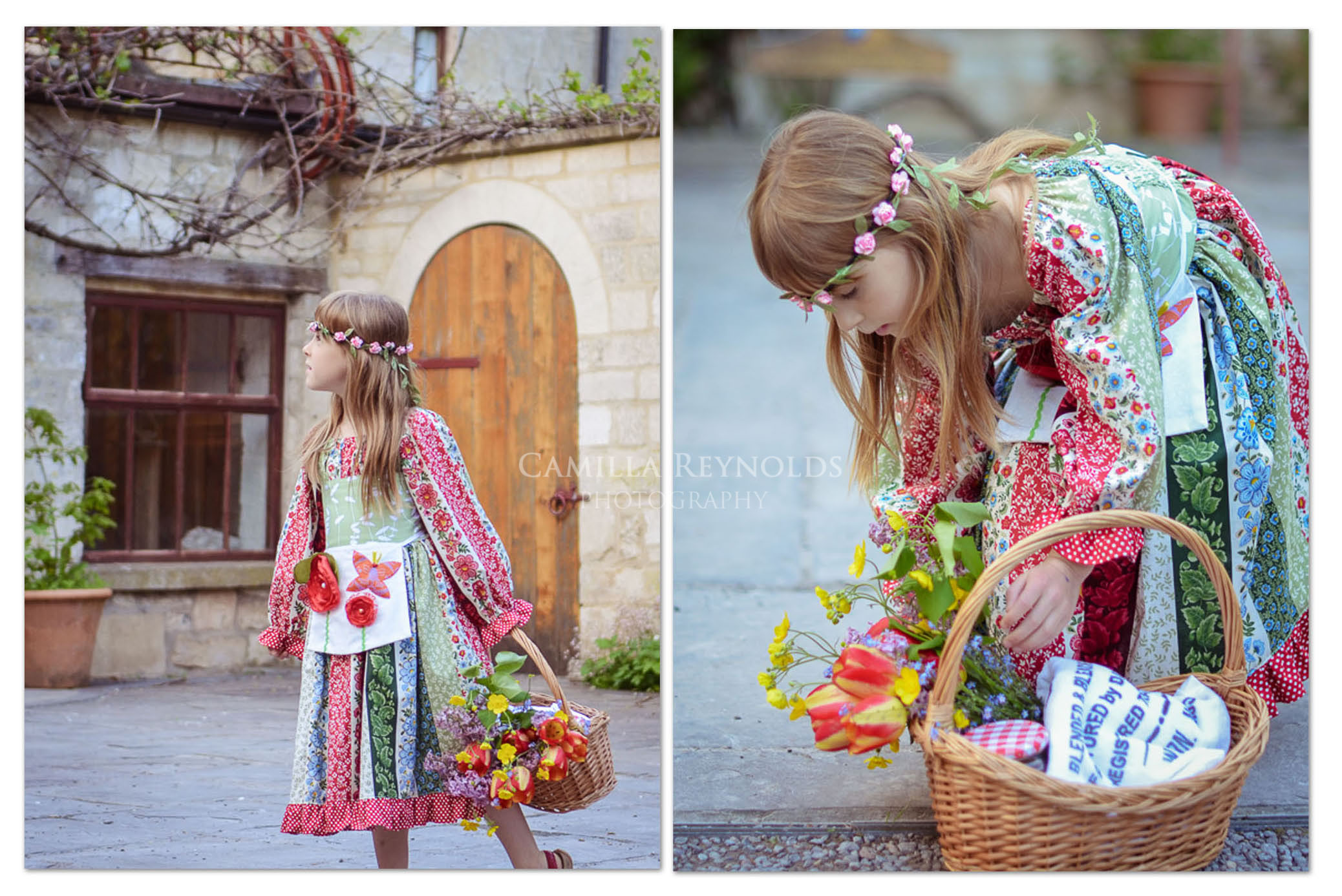 Fairy Tale Shoot Little Red Riding Hood Gloucestershire