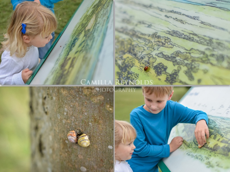 outdoor children photo shoot Cotswold photographers