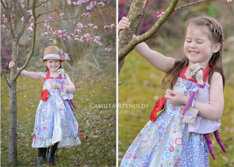 outdoor photshoot beautiful children photography Cotswold photographers