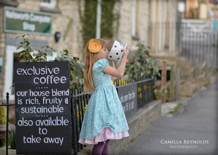 fashion photographer creative children photography Cotswolds