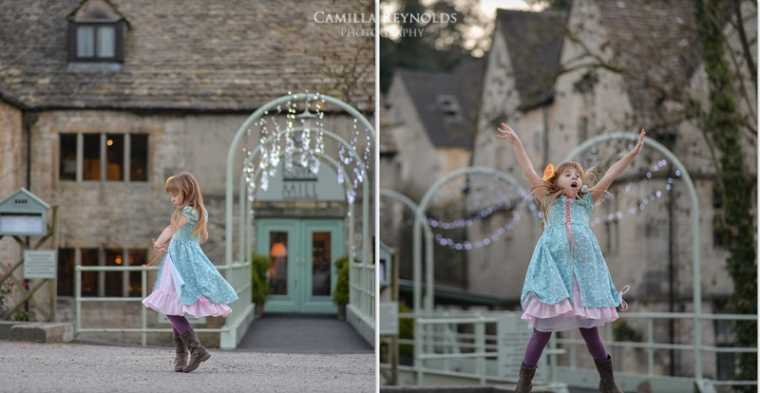 Egypt mill creative children photography Cotswolds