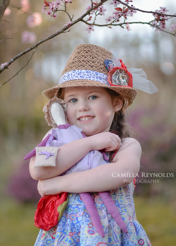girl photoshoot beautiful children photography Cotswold photographers