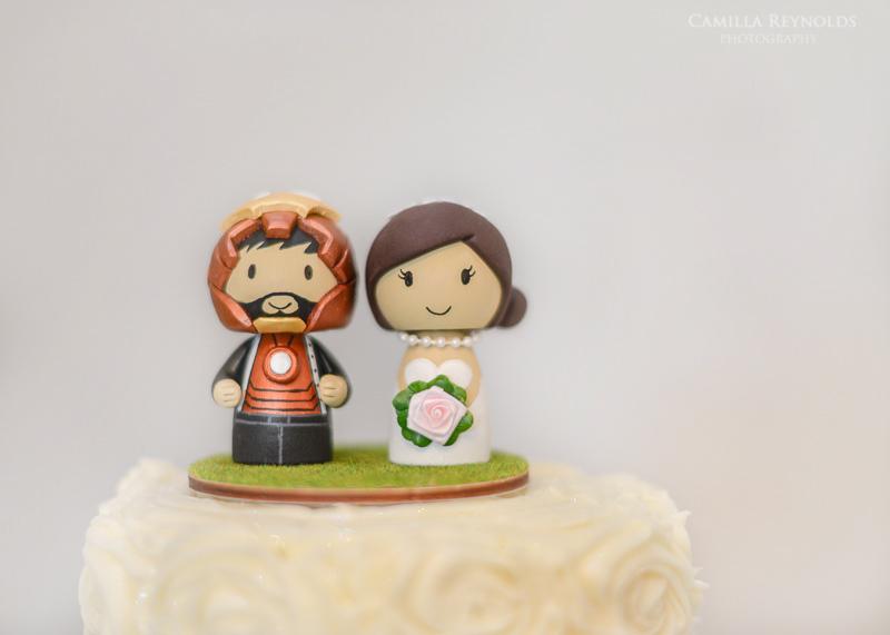 eastington park wedding photography cake toppers