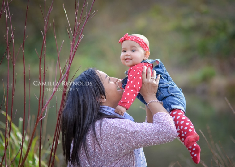 beautiful natural children family photography