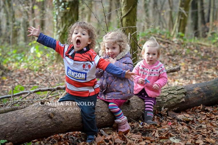outdoor family children photo shoot Gloucestershire photographer
