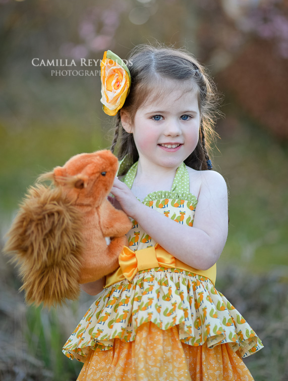 spring natural children photography coswold photographer