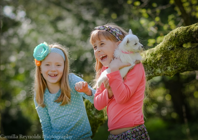girls children outdoor photo shoot Cotswolds Gloucsetershire