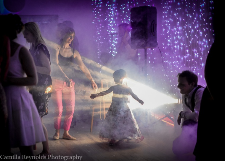 girl dancing beautiful  natural wedding photography Matara  Cotswolds