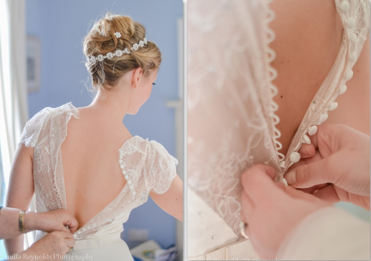 Jenny Packham stunning wedding photography Cotswolds