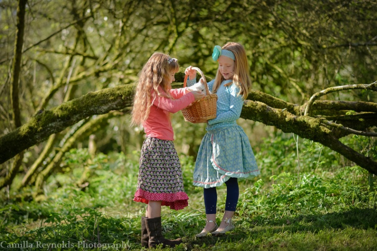 beautiful natural children photography Gloucestershire Cotswolds