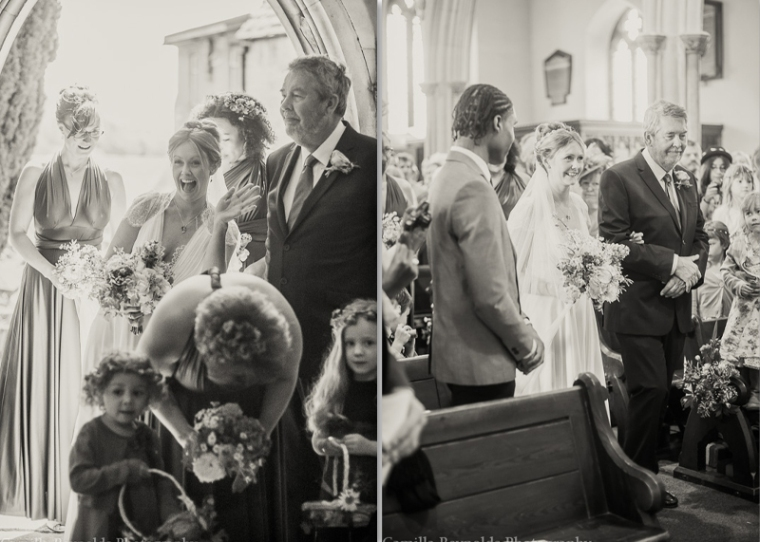 natural wedding photography stroud Gloucestershire