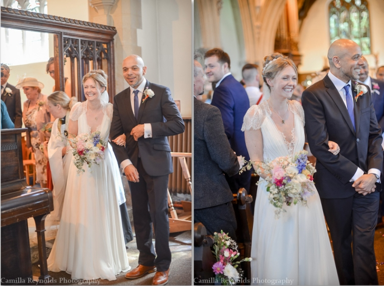 natural wedding photographer Cotswolds