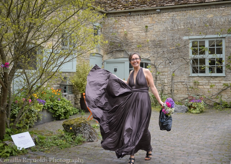 Matara natural wedding photography Cotswolds