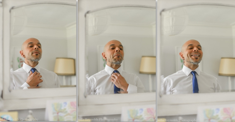 groom getting ready cotswold wedding photographers