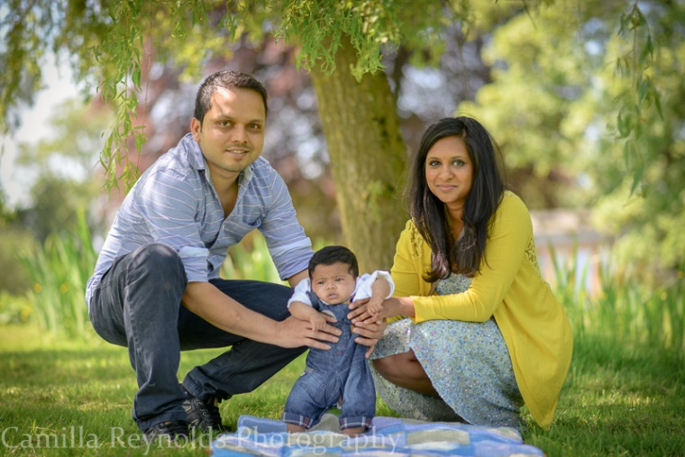 outdoor family photo shoot Cotswold photographer