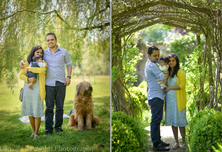 Stroud photographers outdoor family photo shoot