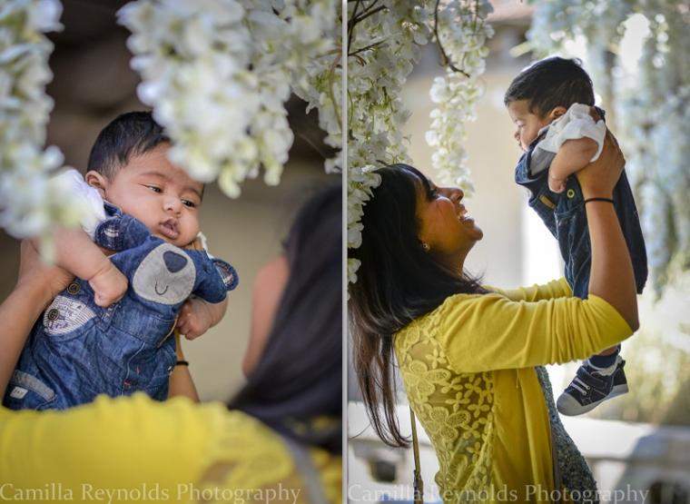 beautiful natural baby photography Matara tetbury Cotswolds