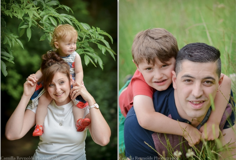 natural outdoor family photoshoot stroud cotswolds