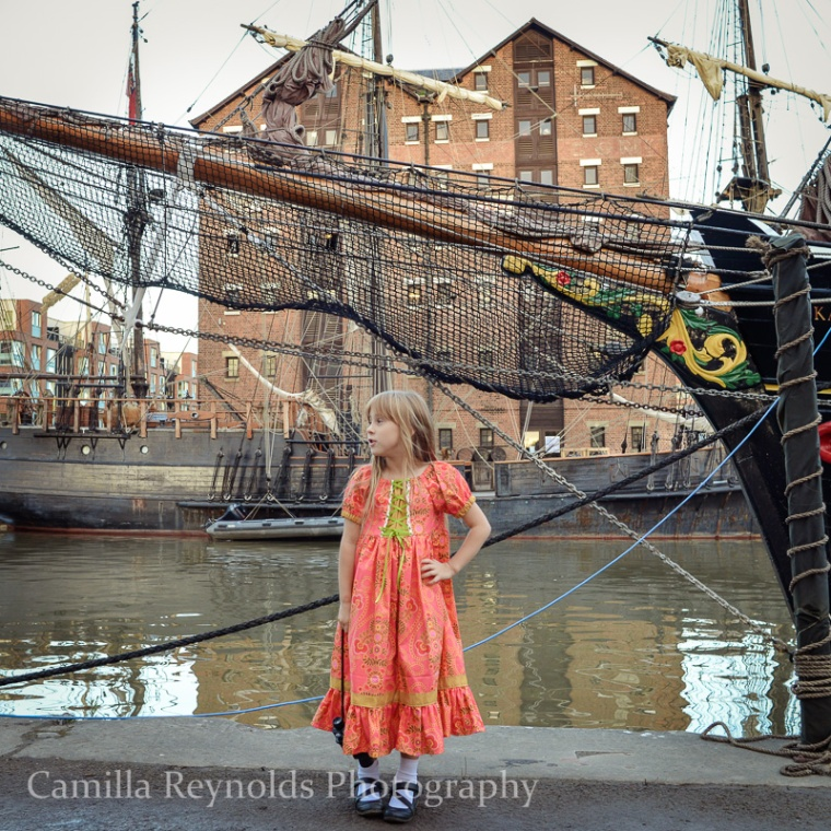 alice through the looking glass Gloucester children photography