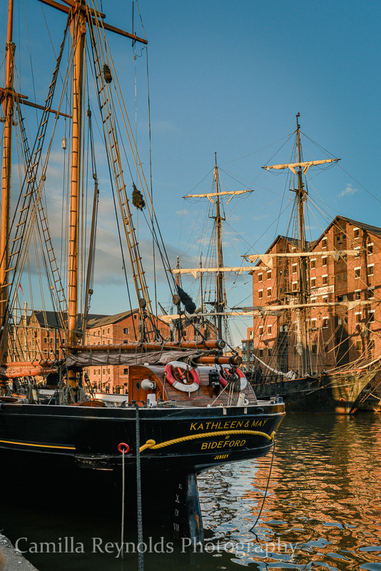 tall ships alice through the looking glass Gloucester photography
