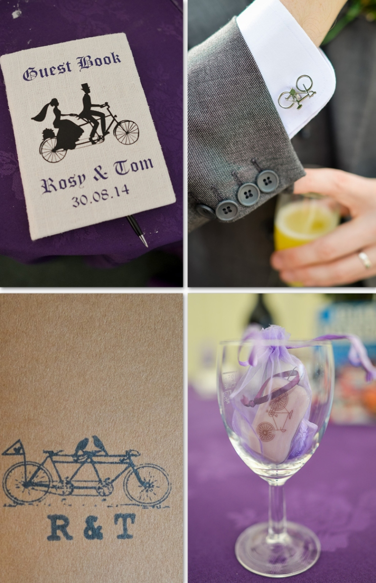 cotswold wedding photography books bicycles
