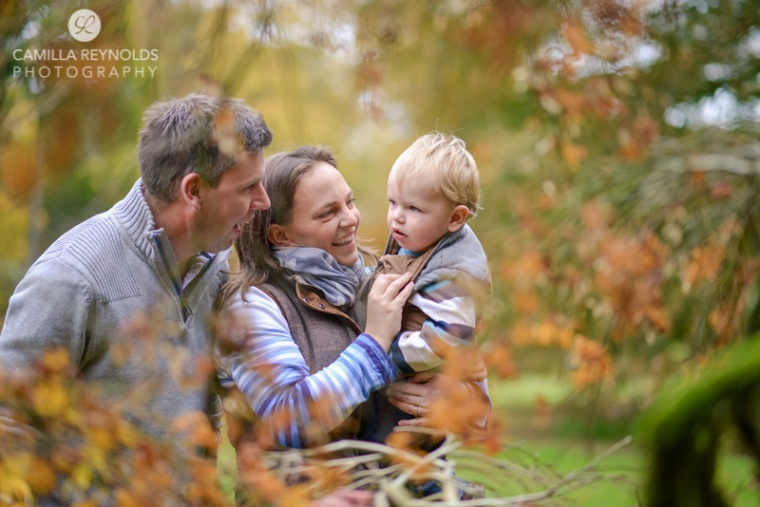 autumn natural family baby photography Cotswolds