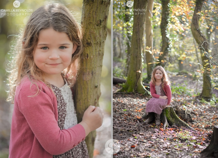 beautiful children outdoor photo shoot Cotswold photographer