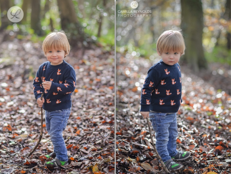 natural baby outdoor photo shoot Cotswold photographer