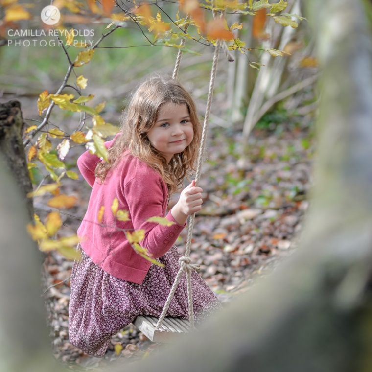 girl outdoor photo shoot Cotswold photographer