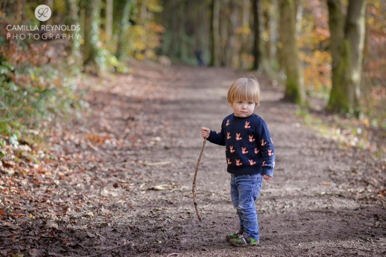 baby outdoor photo shoot Cotswold family photography