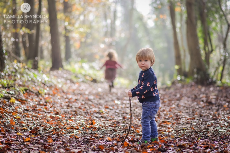 natural children outdoor photo shoot Cotswold photographer