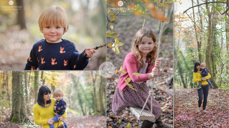 natural family outdoor photo shoot Cotswolds photographer