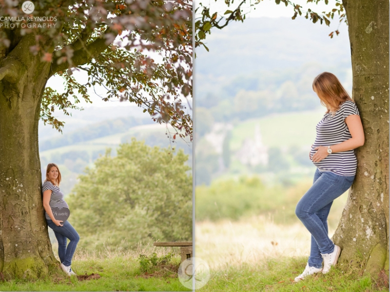 pregnancy photography Cotswolds Gloucestershire