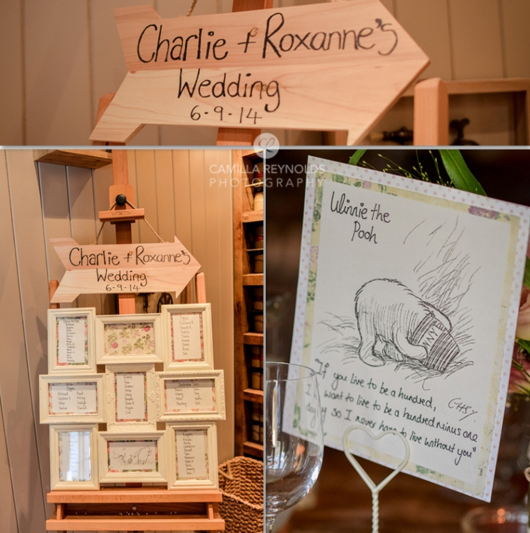 wedding decor photography herefordshire and Cotswold weddings