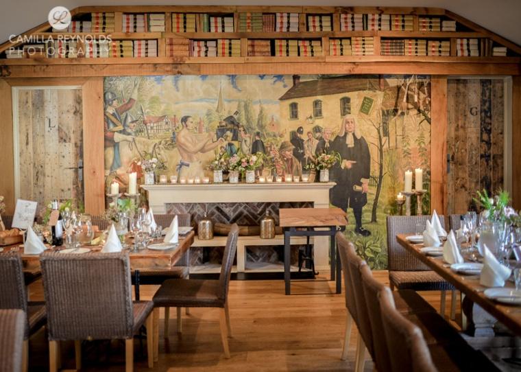 wedding venue herefordshire greenman