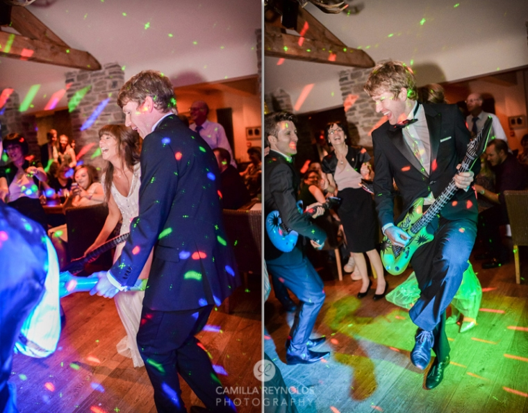 revening reception natural wedding photography Herefordshire