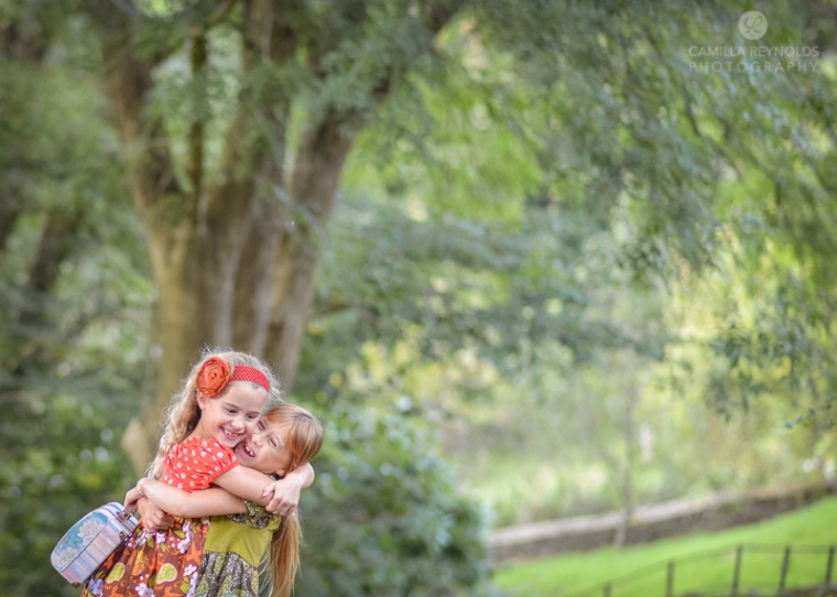 natural beautiful children photo shoot Cotswolds handmade dress