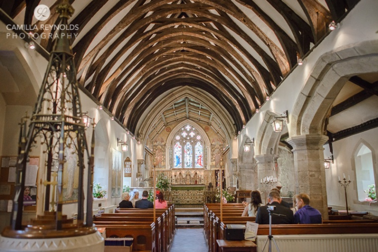 Cotswold wedding photography herefordshire church