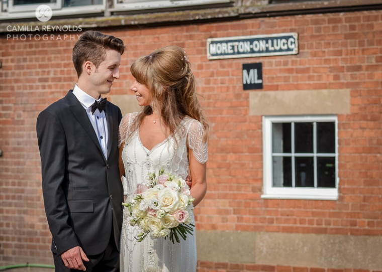 Cotswold wedding photography herefordshire