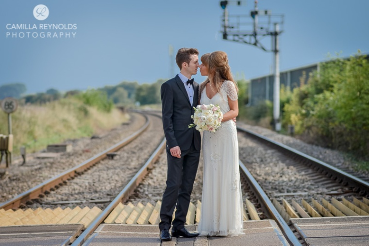 natural wedding photography herefordshire