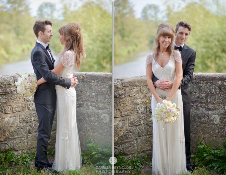 jenny packham bride natural wedding photography herefordshire