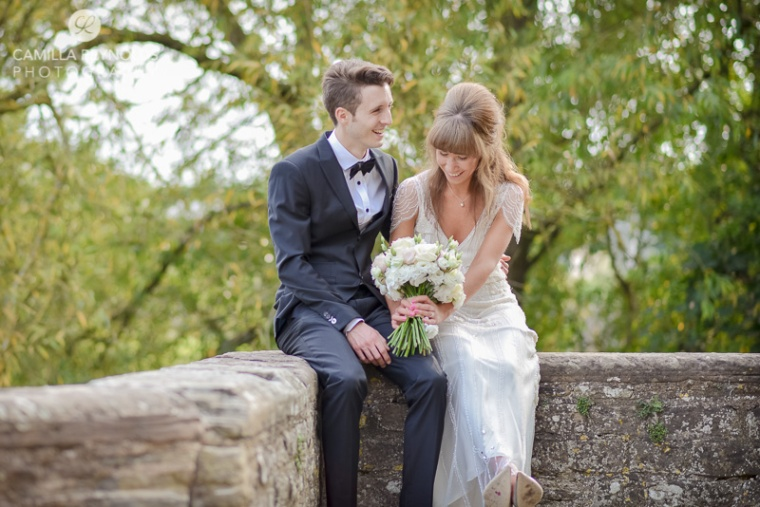 happy wedding photography herefordshire and Cotswolds