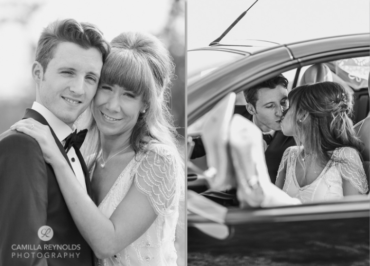 black and white wedding photography herefordshire and Cotswold weddings
