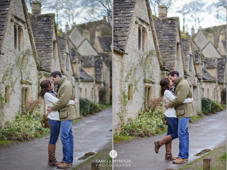 engagement Bibury wedding photography Cotswolds