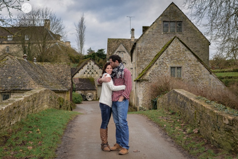 engagement photo shoot Bibury wedding photography Cotswolds
