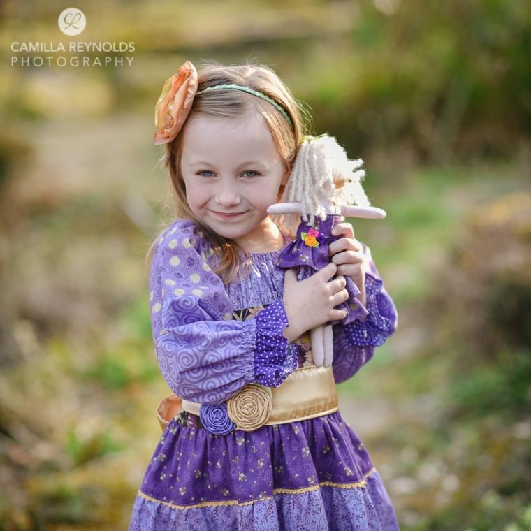 beautiful children photography girl photo shoot Cotswolds Gloucestershire