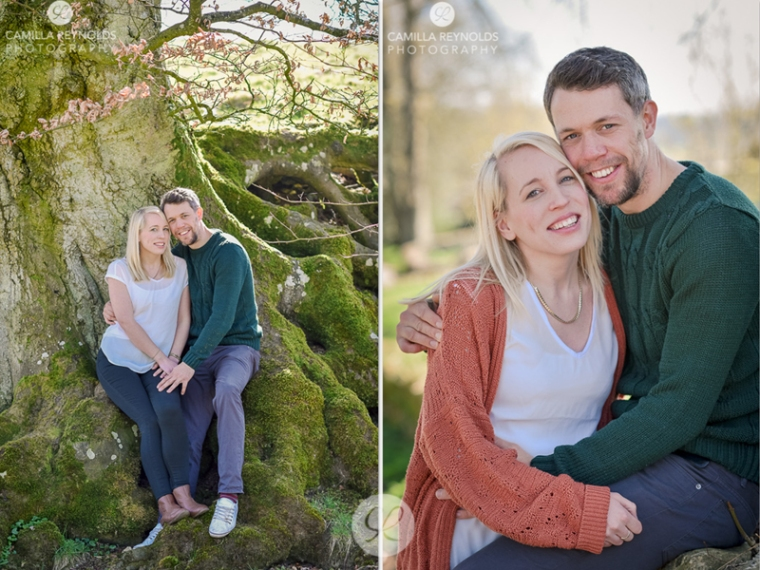 engagement photo shoot Cotswold wedding photography