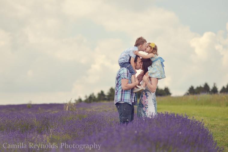 family children photo session