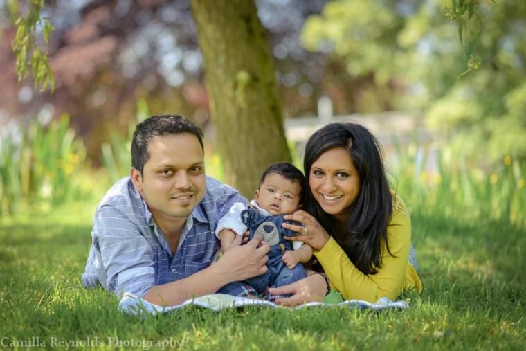 family children photo shoot